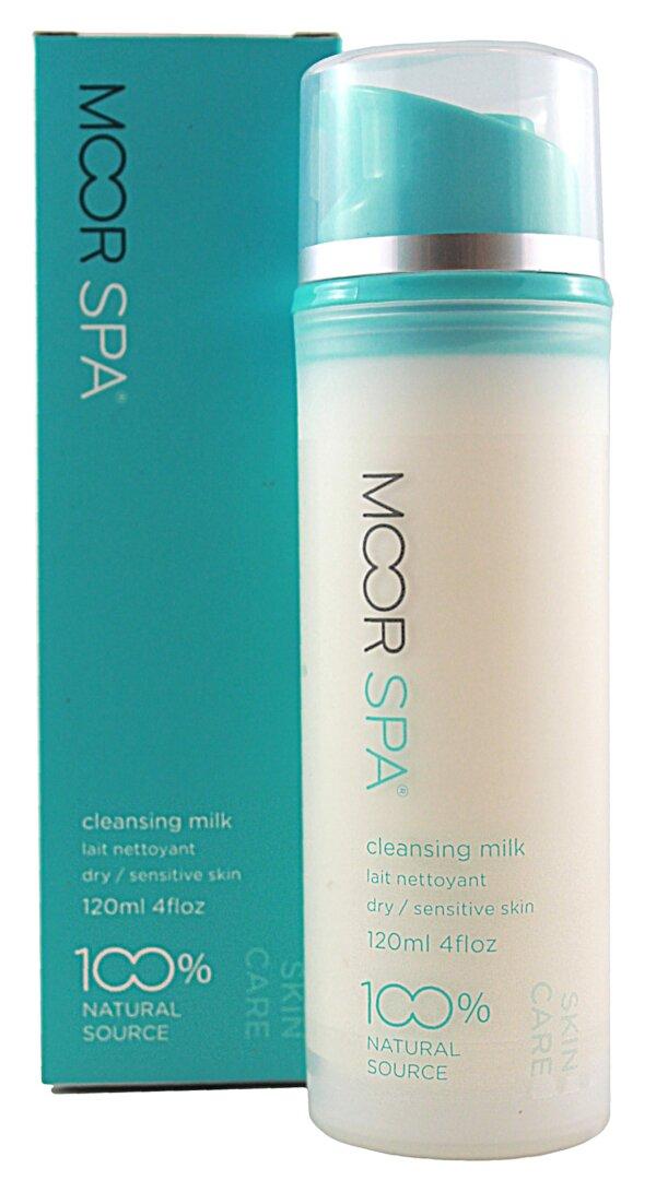 Moor Spa - Cleansing Milk (120 ml)
