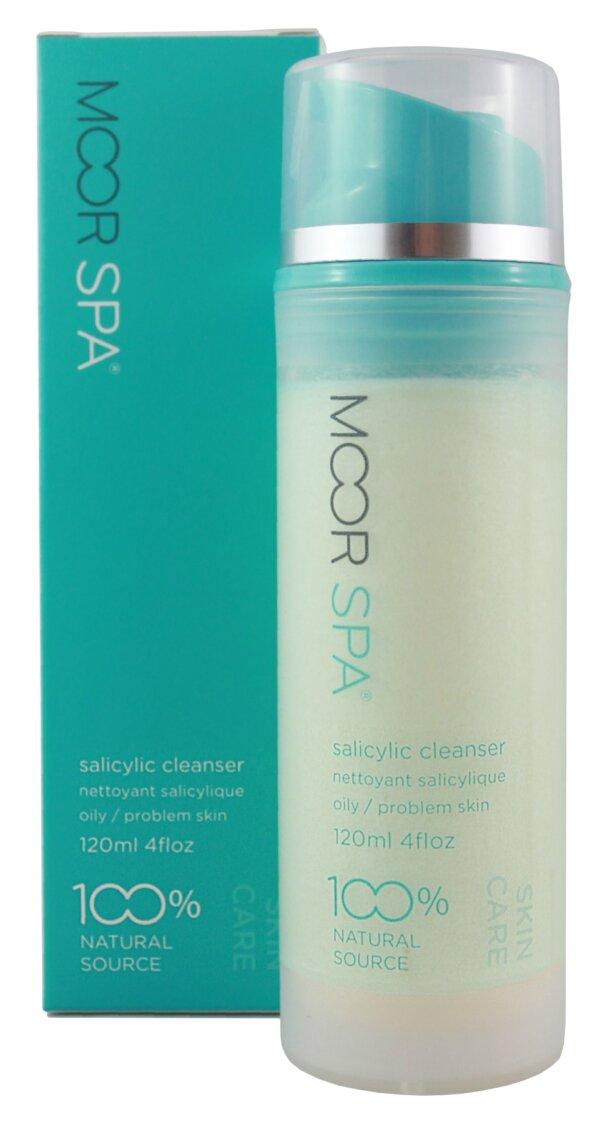 Moor Spa - Salicylic Cleanser (120 ml)